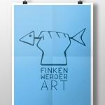 Finken Poster